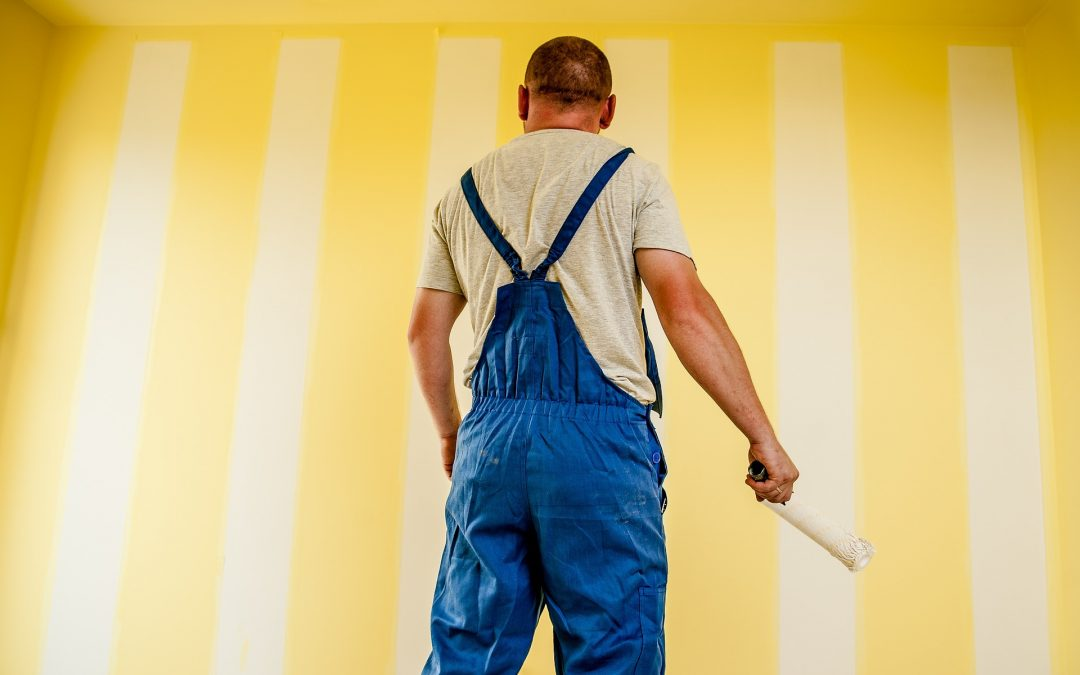 Wat zijn de diensten van schilders?